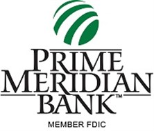 Prime Meridian Stacked Logo
